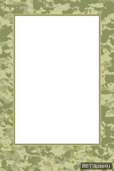 Free Photo Greeting Card Templates : Brown Bottle : Camo 01